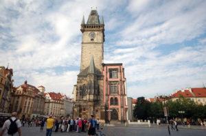 Сама Прага - очаровательна!