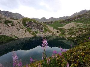 Архыз. Дуккинские озера.