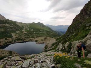 Дуккинские озера. Перевал.