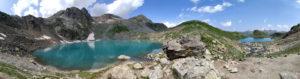 Архыз. Софийские озера